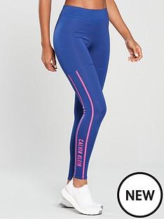 calvin-klein-performance-full-length-tights-blue