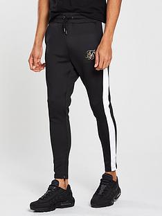 sik-silk-vapour-sport-pants-black