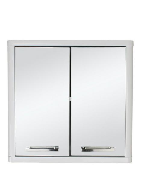 lloyd-pascal-luna-hi-gloss-2-door-mirrored-bathroom-cabinet-white