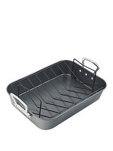 prestige-professional-roaster-tray-and-rack-set