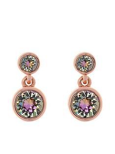 karen-millen-crystal-dot-drop-earrings-rose-gold