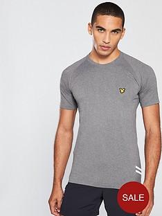 lyle-scott-fitness-lyle-scott-fitness-seamless-run-t-shirt