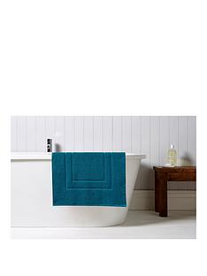 christy-brixton-luxury-textured-100-cotton-bath-mat-ndash-peacock