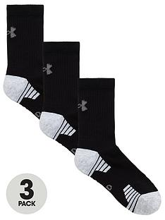 under-armour-heatgear-tech-3-pack-crew-socks-black