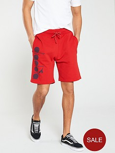 diadora-spectra-washed-5palle-shorts-dark-red
