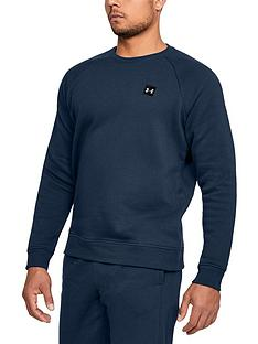 under-armour-rival-fleece-crew-neck-sweat-navy