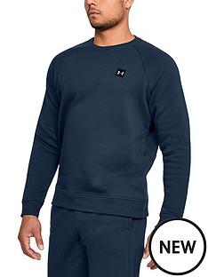 under-armour-rival-fleece-crew-neck-sweat-navy