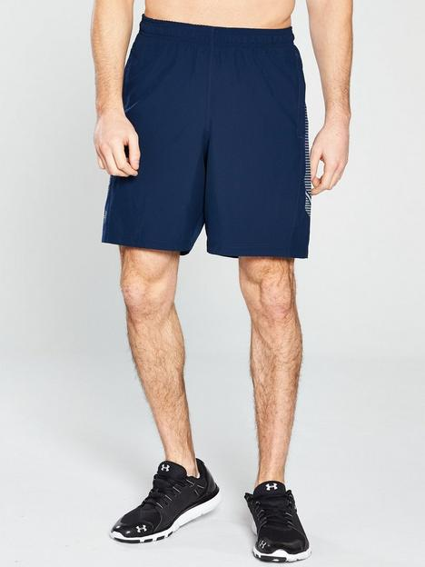 under-armour-training-woven-graphic-shorts-navy