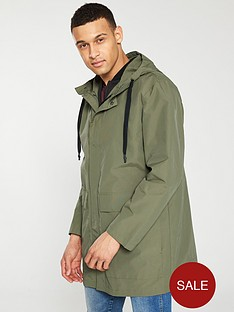 d7419ff6d V by Very 2 in 1 Jacket - Khaki