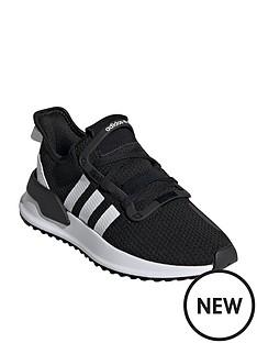 adidas-originals-u_path-junior-trainers-blackwhite
