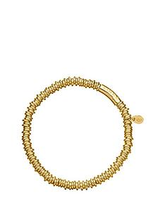 Links Of London Sweetie Xs 18ct Yellow Gold Vermeil Bracelet