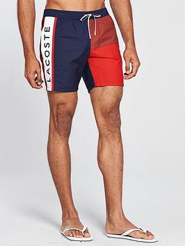 97308b61dd Lacoste Sportswear Sportswear Swim Shorts | littlewoodsireland.ie