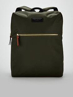 ted-baker-mens-satin-backpack-olive