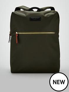 ted-baker-mens-satin-backpack-olive