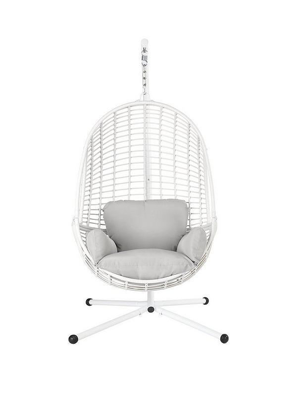 Portofino Hanging Egg Chair Littlewoodsireland Ie