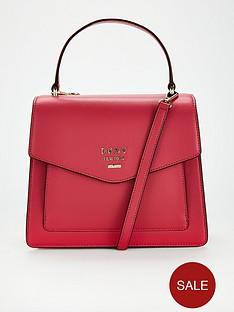 dkny-whitney-pebble-leather-satchel-bag-pink