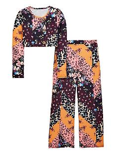 v-by-very-girls-floral-co-ord-set-multi-coloured