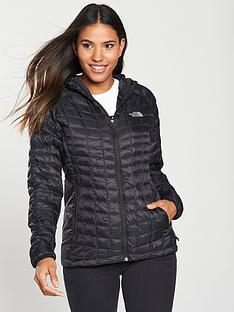 2e11942697 THE NORTH FACE Thermoball™ Sport Hoodie - Black