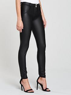 freddy-faux-leather-skinny-jean-black