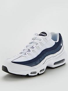 detailed pictures b225f 8d868 Nike Air Max 95 Essential - White Navy · €150