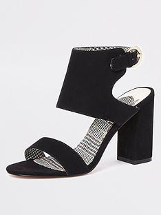 river-island-river-island-wide-fit-block-heel-sandals-black