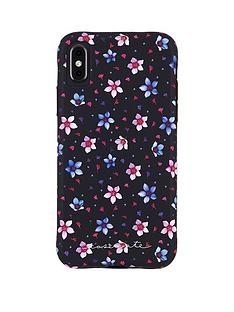 case-mate-wallpaper-ultra-slim-protective-case-with-floral-elements-in-floral-garden-print-for-iphone-xs-max