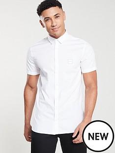 boss-casual-short-sleeve-shirt-white