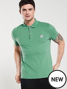 boss-casual-slim-fit-pique-polo-shirt-mint