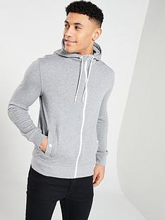 boss-casual-zip-through-hoodie-grey