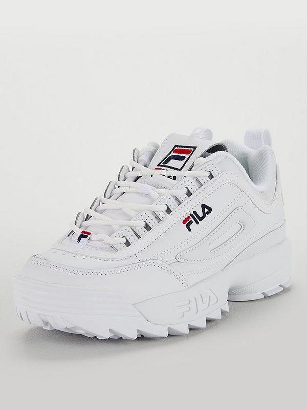 Disruptor II White
