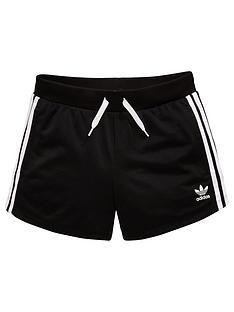 adidas-originals-girls-3-stripes-shorts
