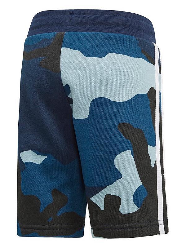 Adidas Kinder Marvel Avengers Camouflage Summer Set Shift