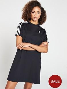 adidas-originals-tee-dress-blacknbsp