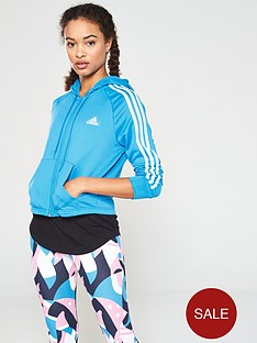 adidas-hoodienbspamp-tight-set-bluenbsp
