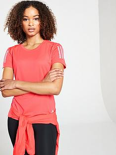 adidas-own-the-run-tee-rednbsp