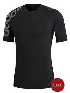 adidas-alpha-skin-short-sleevenbspbos-tee-black