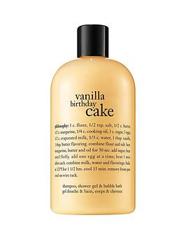Philosophy Vanilla Birthday Cake Shower Gel 480ml