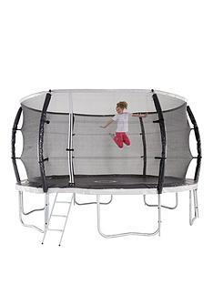 sportspower-12ft-titan-super-tube-trampoline-enclosure-ladder