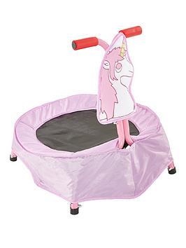 sportspower-unicorn-toddler-trampoline