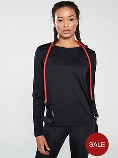 nike-training-ls-elastika-top-black