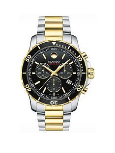 movado-movado-series-800-black-and-gold-detail-chronograph-dial-two-tone-stainless-steel-bracelet-mens-watch