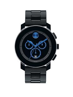 movado-movado-bold-black-and-bright-blue-detail-chronograph-dial-black-stainless-steel-bracelet-mens-watch