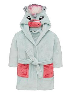 mini-v-by-very-girls-unicorn-faux-fur-hooded-robe-multi