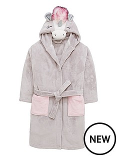 v-by-very-girls-unicorn-novelty-faux-fur-hooded-robe-multi