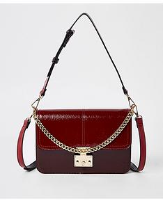 river-island-river-island-chain-front-cross-body-bag-red