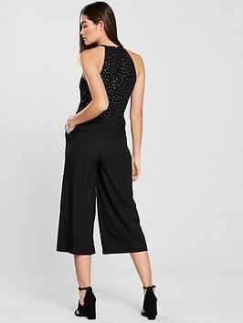 3a144bd29e1 Oasis Glitter Spot Jumpsuit