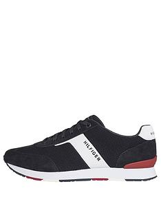 tommy-hilfiger-knitted-material-mix-runners-midnight