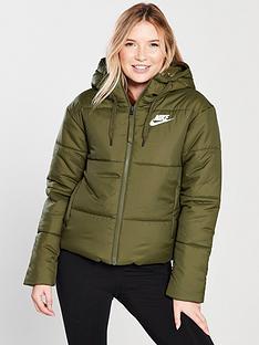 45c4a72822 Nike Sportswear Padded Jacket - Olive