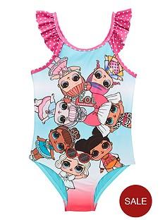 lol-surprise-girls-swimming-costume-multi