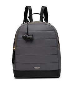 radley-babington-medium-backpacknbspzip-top-bag-charcoalnbsp